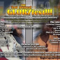 The GLORYfest After Party