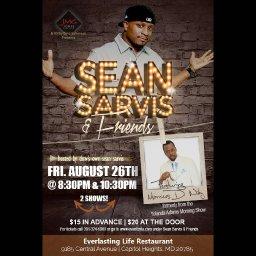 Comedy - Sean Sarvis & Friends