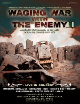WAGING WAR WITH THE ENEMY II