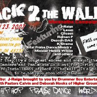 Back 2 The Wall 3