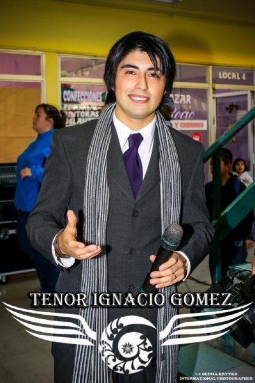 Tenor Ignacio Gomez
