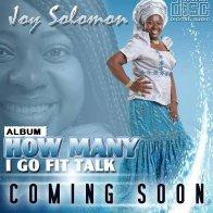 JOY SOLOMON