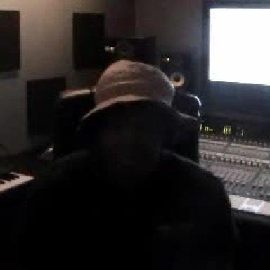 """Gotta Believe"" Studio Session"