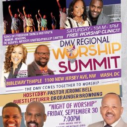DMV Worship Summit