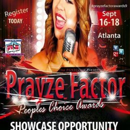 Prayze Factor Peoples Choice Awards