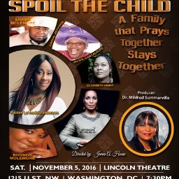 "Gospel Stage Play - ""Spare The Rod, Spoil The Child"""