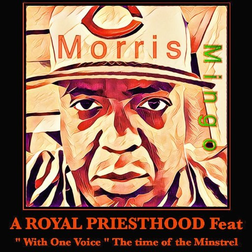 Royal Priesthood CD Cover
