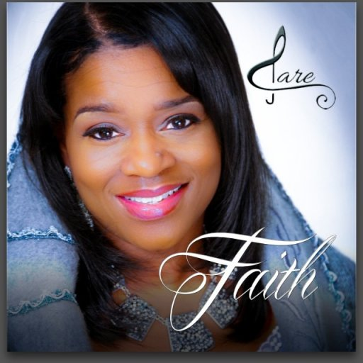 Clare Elder Faith Single CD Cover