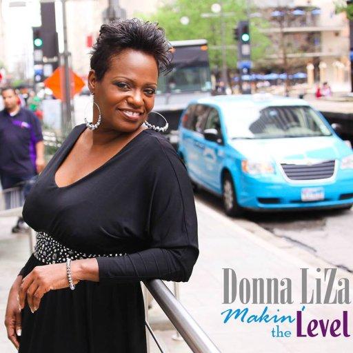 Donna Liza CD Cover