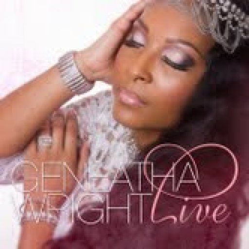 Geneatha Wright Live CD COver