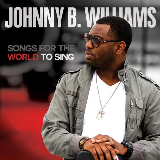 Johnny B Williams CD Cover