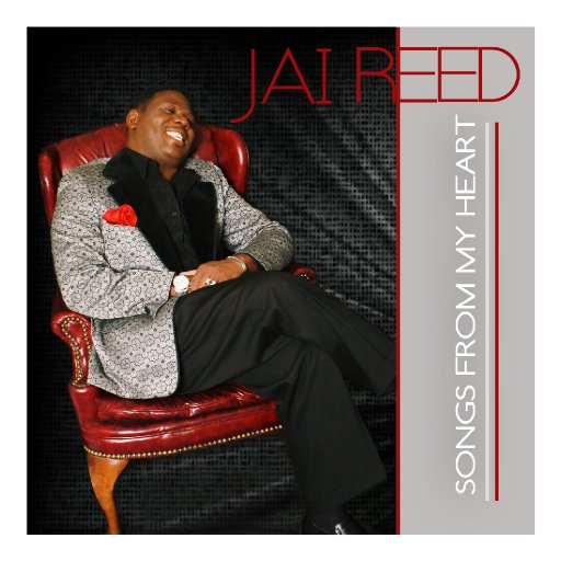 Jai Reed Songs From My Heart CD Cover
