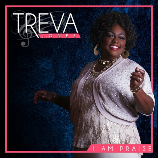 Treva Jones CD Cover