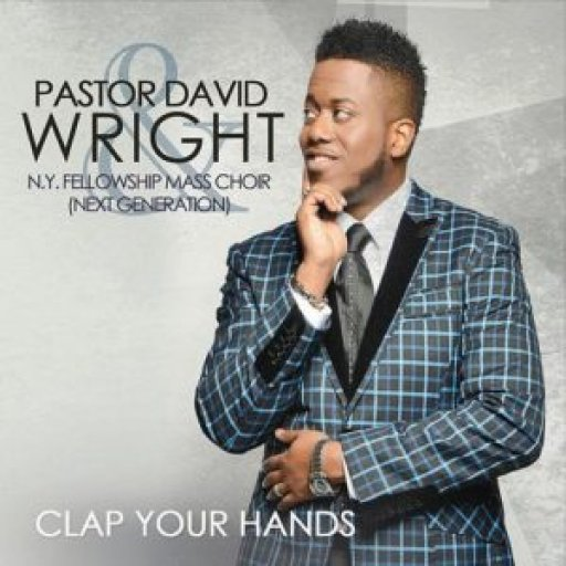 Pastor David Wright NYFMC CD Cover