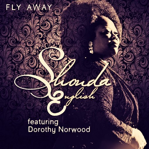 Shonda English Fly Away Official CD Cover