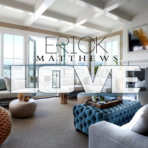 Erick Mattews Love Single CD Cover 1