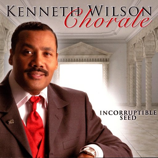 Kenneth Wilson Chorale CD Cover