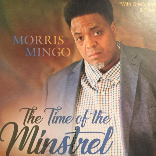 Morris Mingo Time of the Minstrel CD Cover