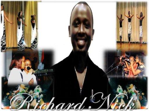 Richard Nick Ngendahayo