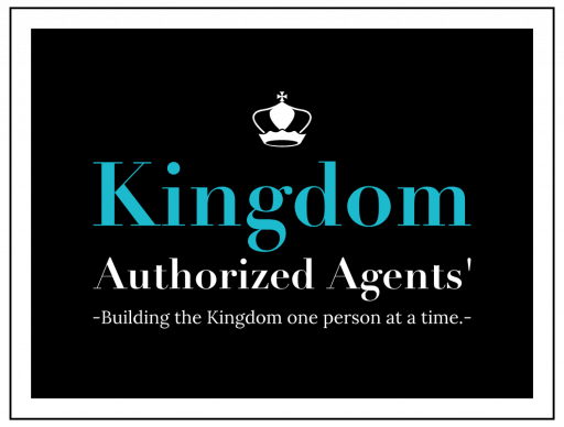 Kingdom Authorized Agents.