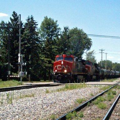 Train To Glory