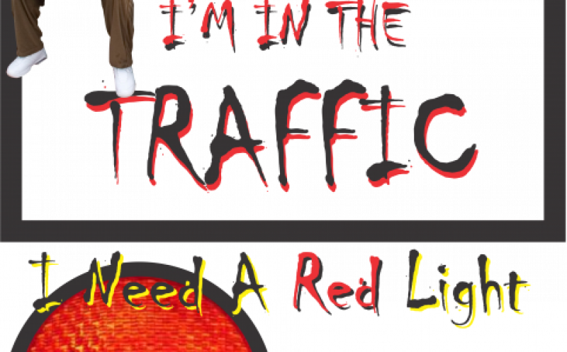 IN THE TRAFFIC