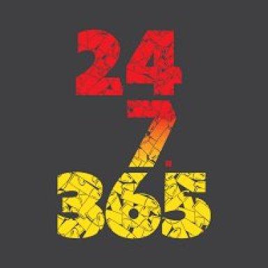 24/7-365