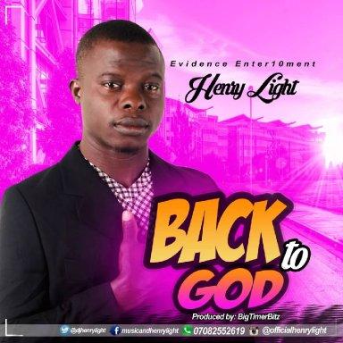 Back To God